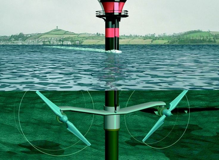 The Energy Fix: Science Triumphs Over Wave And Tidal Forces With Water Powered Generators