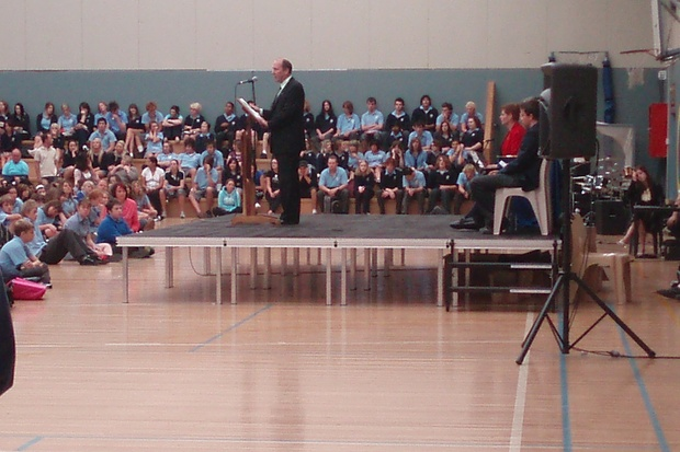 Portable Stage For Schools